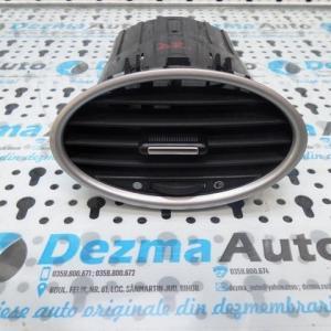 Grila aer bord, 6N41- A014L21-CA, Ford Focus 2 hatchback (DA) 2007-2011