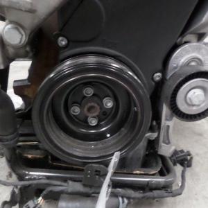 Fulie motor, 038105243M, Vw Golf 6 (5K1) 1.6tdi