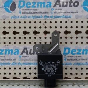 Modul unitate control AC Renault Kangoo (KCO/1_), 1.5dci, 8200095112B