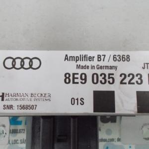 Amplificator Audi A4 8EC, E9035223D
