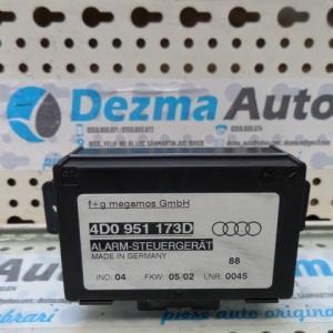 Modul control alarma Audi A6 (4B, C5) 2.5tdi, 4G0951173D