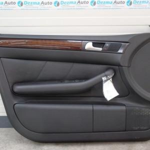 Tapiterie usa stanga fata Audi A6 Avant 4B 2.5tdi