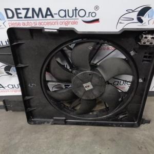 Electroventilator, 8200222998, Renault Megane 2 combi, 1.9dci