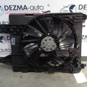 Electroventilator, 8200680824, Renault Megane 2 sedan 1.9dci