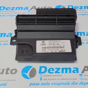 Modul unitate control 4F0907280, Audi A6 (4F2, C6) 2.7tdi (id:162338)