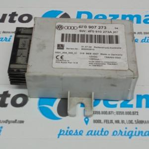 Calculator control presiune anvelope, 4F0907273, Audi A6 (4F2, C6) (id:219228)