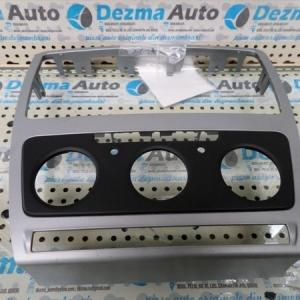 Grila radio cd-mp3 Skoda Octavia 2, 2004-2013