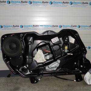 Macara cu motoras stanga fata Vw Passat 2005-2010, 3C2837461L