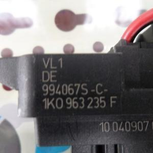 Rezistenta electrica bord Passat 3C, 2005-2011, 1K0963235F
