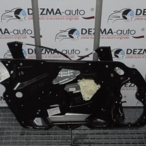 Macara cu motoras stanga fata 3C2837756F, 1K0959702K, Vw Passat Variant (3C5) (id:239734)