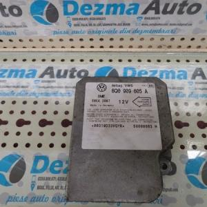 Calculator airbag Seat Toledo 2, 6Q0909605A