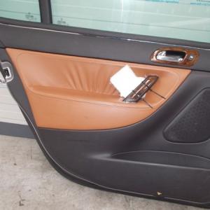 Tapiterie stanga spate Peugeot 607