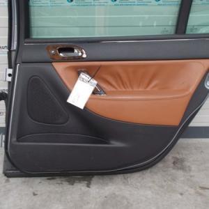 Tapiterie dreapta spate Peugeot 607