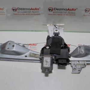 Macara cu motoras stanga spate 9659826780, 9659834880, Peugeot 308 (4A, 4C) (id:288109)