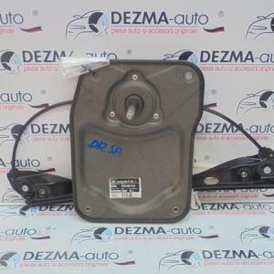 Macara manuala dreapta spate, 5J4839402B, Skoda Fabia 2 Combi (5J) (id:258501)