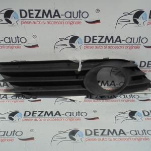 Grila proiector dreapta, GM13126026, Opel Astra H combi