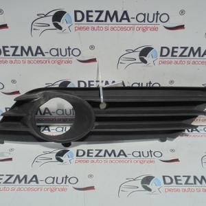 Grila proiector stanga, GM13126025, Opel Astra H Twin Top