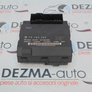 Modul control, GM13193590, Opel Vectra C combi