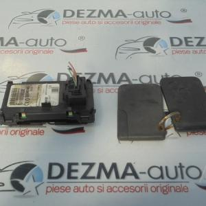 Contact cu cheie, 8200125077, Renault Megane 2 sedan 1.5dci