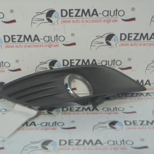 Grila bara proiector stanga, 8M51-19953-A, Ford Focus 2 combi (DA)