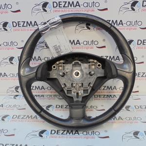 Volan piele 9656242477, Peugeot 407 SW (6E) (id:278456)