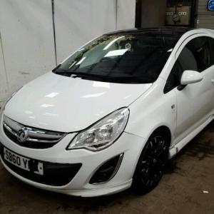 Dezmembrez Opel Corsa 1.2b 2011