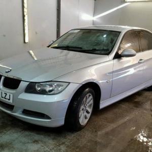 Dezmembrez BMW 320D, 2005
