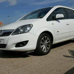 Dezmembrez Opel Zafira B 2011, 1.7cdti
