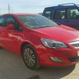 Dezmembrez Opel Astra 2012, 1.7cdti, A17DTS