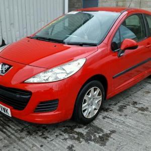 Dezmembrez Peugeot 207 2009, 1.4benzina