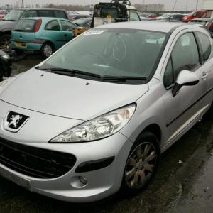 Dezmembrez Peugeot 207 1.6hdi, 2008