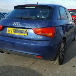Dezmembrez Audi A1 8X, 1.2TFSI