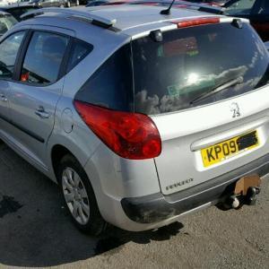 Dezmembrez Peugeot 207, 1.6hdi 9HZ