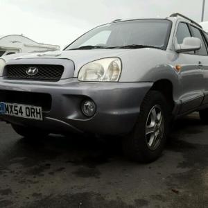 Dezmembrez Hyundai Santa Fe, 2.0CRDI, D4EA