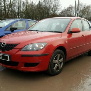 Dezmembrez Mazda 3, 1.6benzina