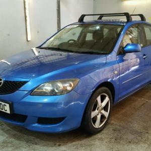Dezmembrez Mazda 3, 2007, 1.6b
