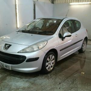 Dezmembrez Peugeot 207, 1.4b, KFT