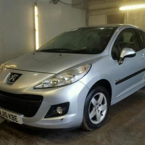 Dezmembrez Peugeot 207, 1.4b, KFV