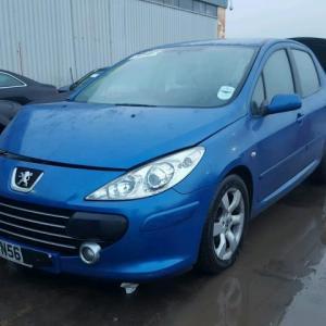 Dezmembrez Peugeot 307, 1.6benzina 2006