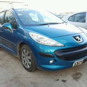 Dezmembrez Peugeot 207, 1.4b