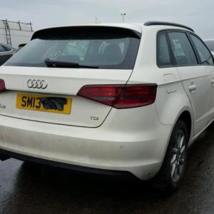 Dezmembrez Audi A3 8V, 2.0tdi, CRL
