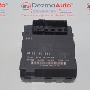 Modul control, GM13193590, Opel Signum, 1.9cdti, 1Z9DTH