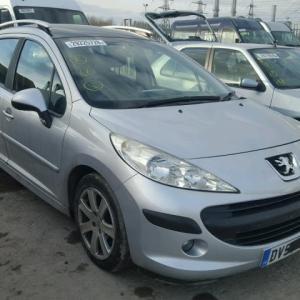 Dezmembrez Peugeot 207 (WA_, WC_), 1.4 Benz, KFT