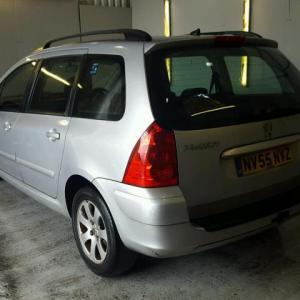 Dezmembrari auto Peugeot 307 (3A/C), 2.0 HDI, RHS