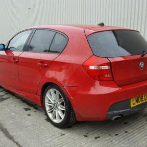 Dezmembrez BMW 1 (E81), 1.6 Benz, N43B16AA