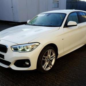 Dezmembrez BMW 1 (F20), 1.6 D, N47D16A