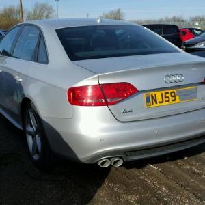 Dezmembrez Audi A4 (8K) B8, 2.0 TDI, CSUA