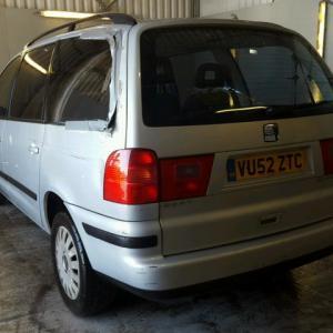 Dezmembrari auto Seat Alhambra 7V, 1.9 TDI, AFN