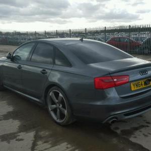 Dezmembrez Audi A6, (4G C7) 3.0 TDI