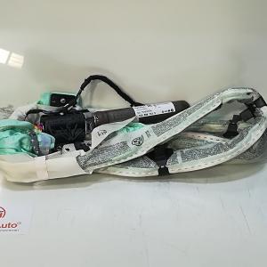 Airbag cortina stanga, 3C0880741D, Vw Passat Variant (3C5) (id:322029)